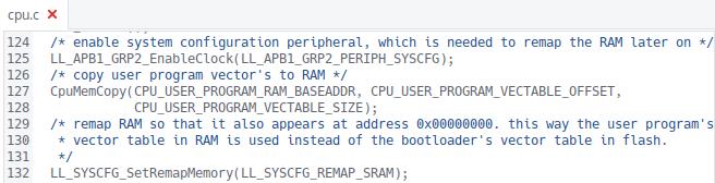 Firmware debugging in combination with OpenBLT | Feaser Developer Blog